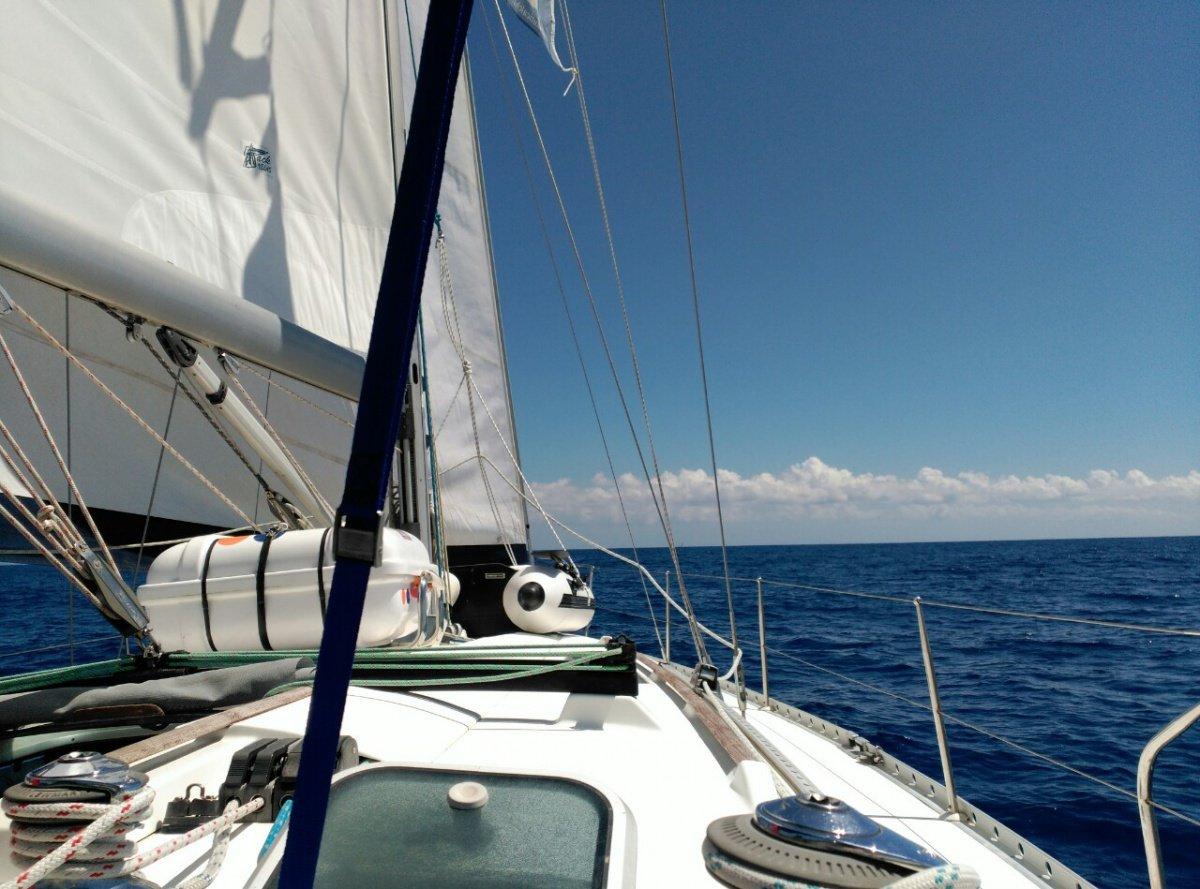 Travesía a Menorca desde Sitges (Port Ginesta)