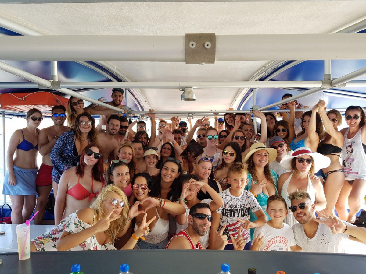 Boat Party en Alicante