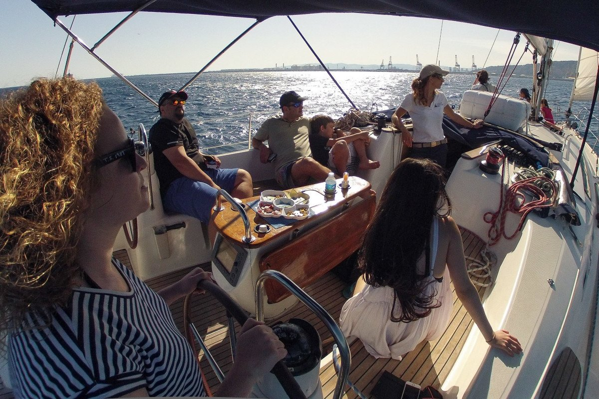 Barcelona Sea Tour
