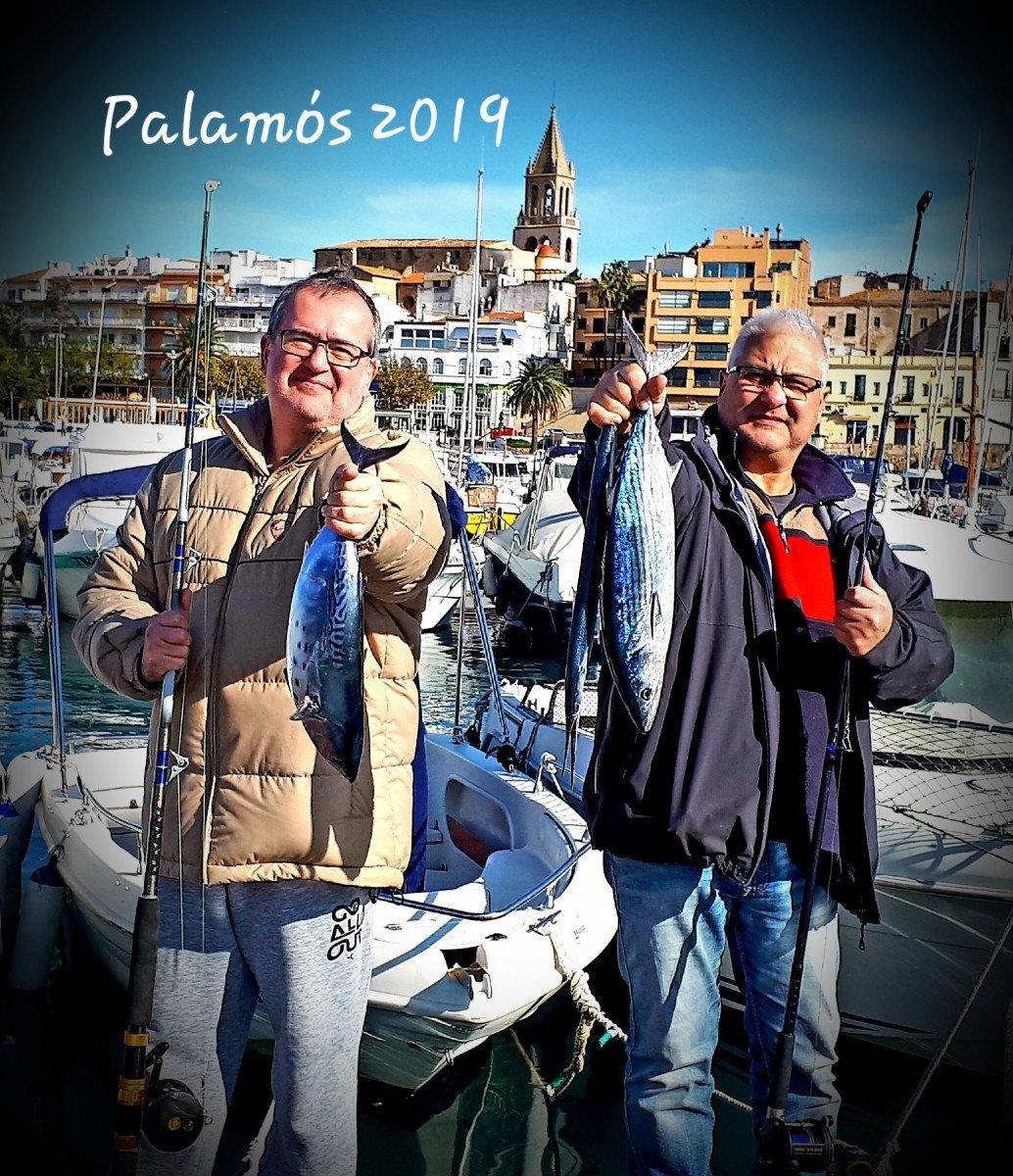 Pesca del Bonito en las Islas Formigues
