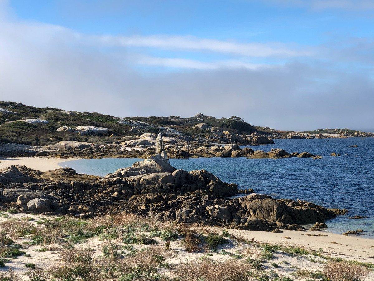 Visita la Isla de Sálvora en velero