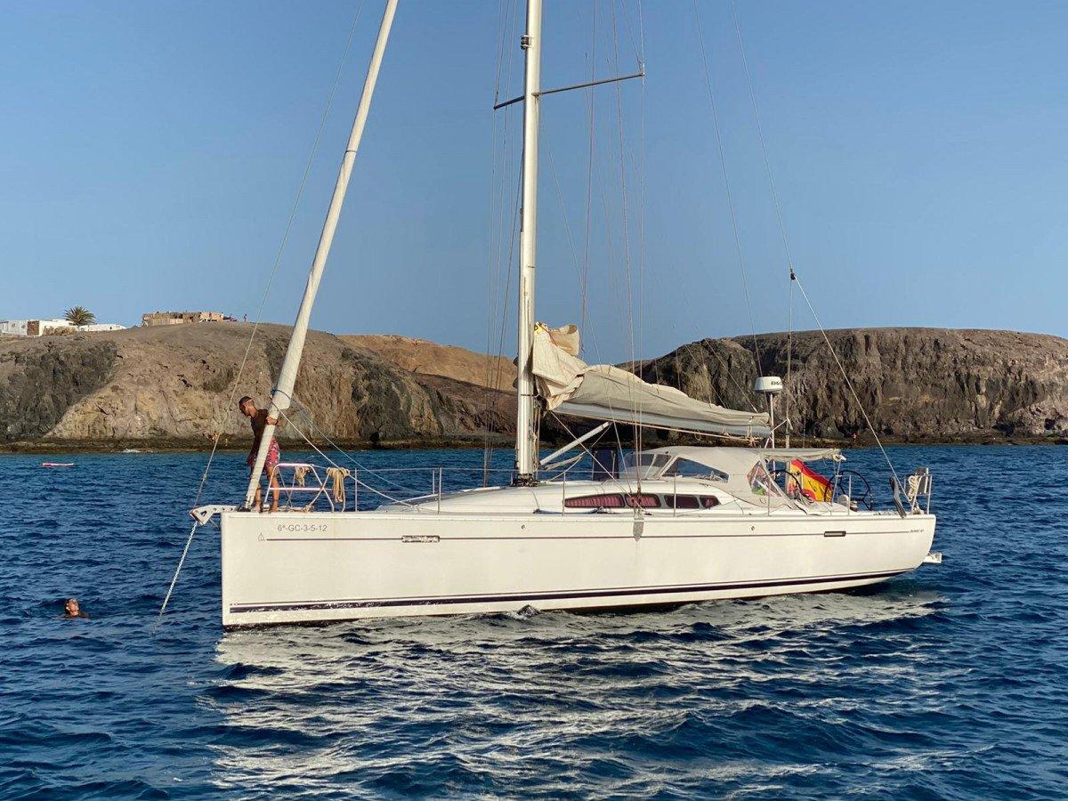 Viaje en velero de una semana por Lanzarote