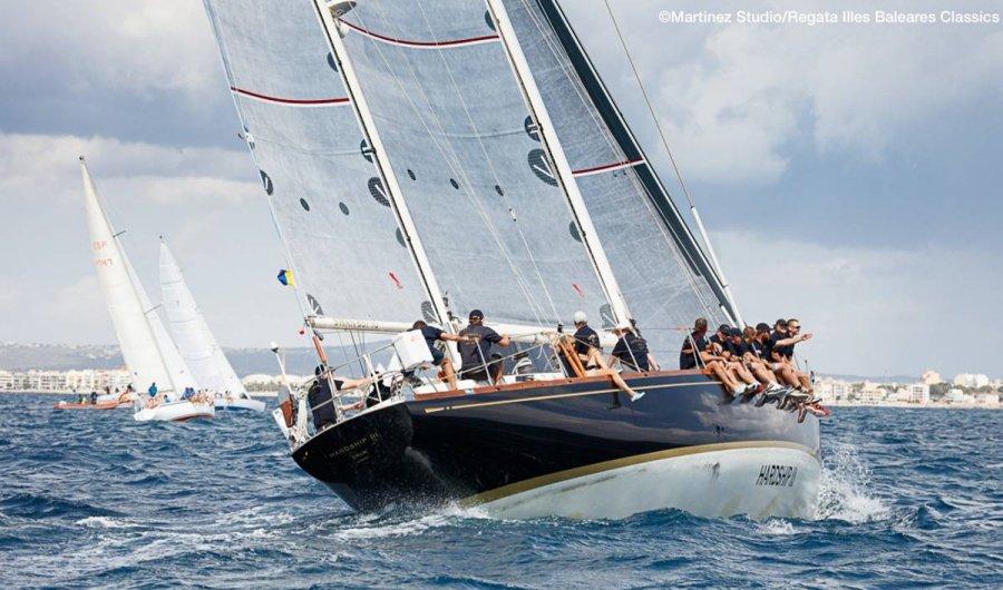 Participa en la regata Illes Balears Classics con ampliación+vela PER