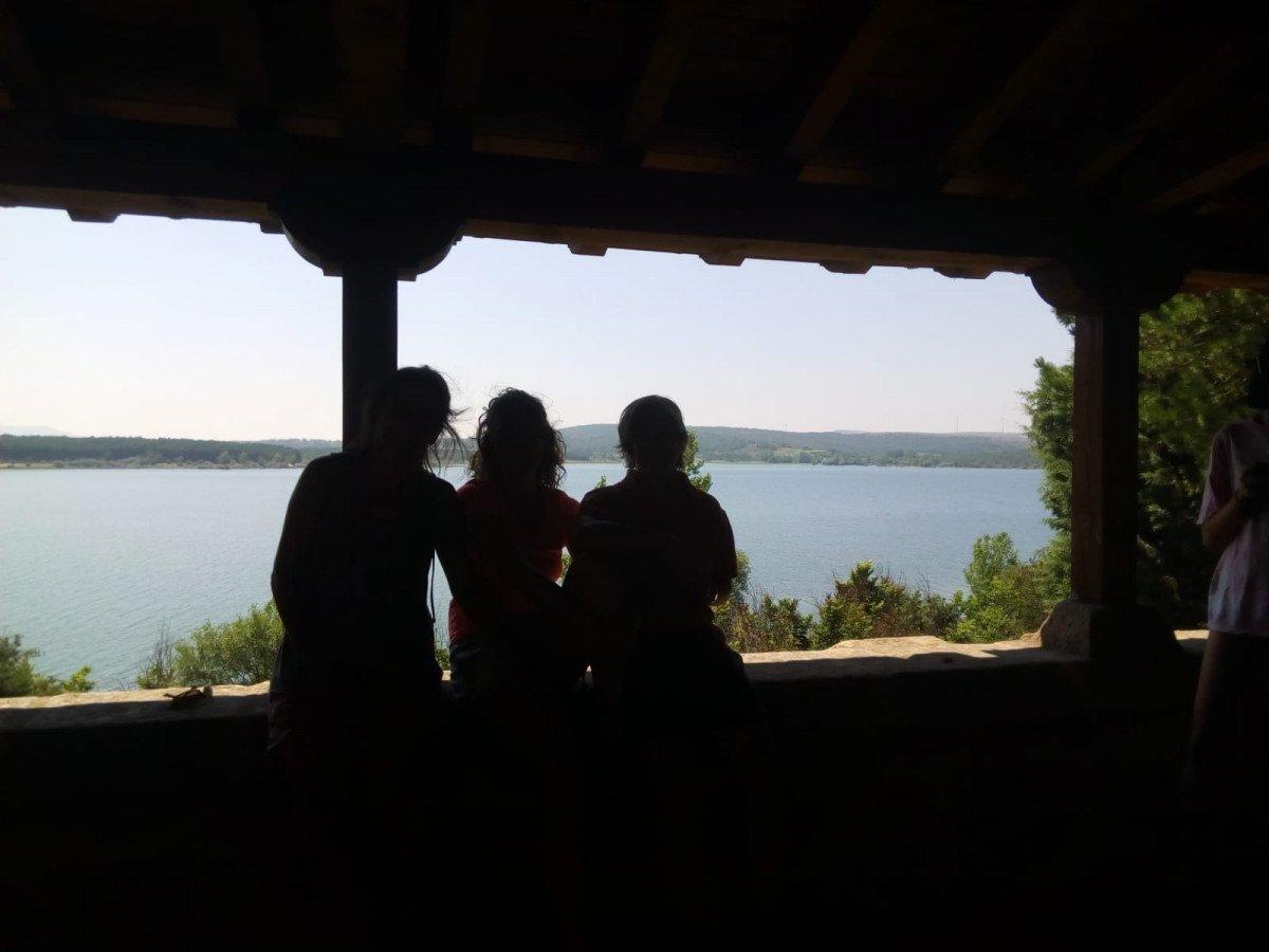 Náutica y Románico en la Montaña Palentina durante 3 horas