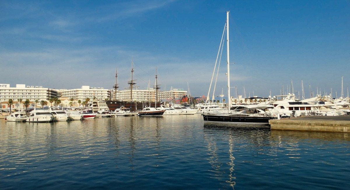Prácticas de habilitación a vela en Valencia