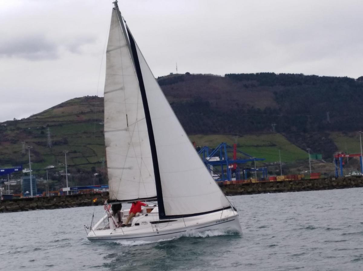 Practicas de Navegación y seguridad (Motor) PER en Getxo