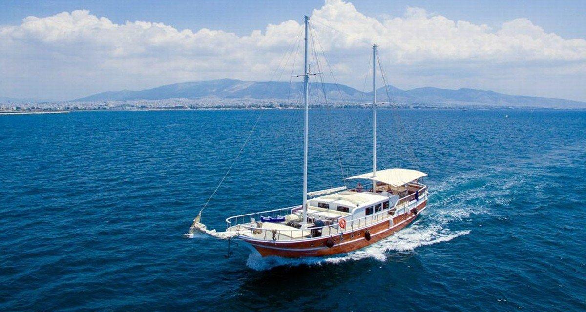 Zakynthos Ionian Islands Sightseeing & Relaxation Cruise