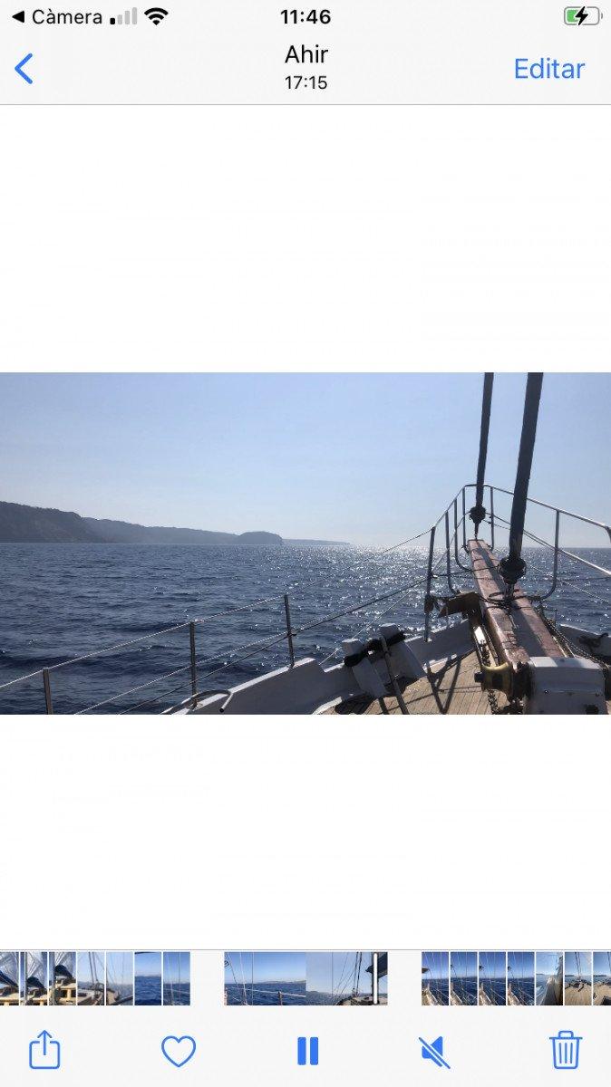 Vacaciones en goleta clásica por Menorca