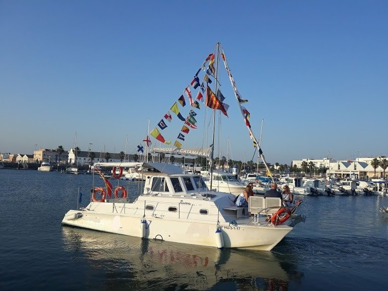 Curso de Licencia de Navegación en Isla Cristina