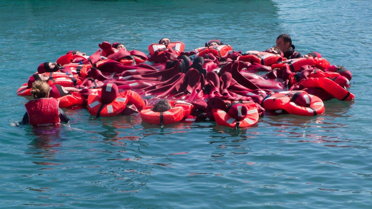Actualización de Formación Básica en Seguridad Marítima en Málaga