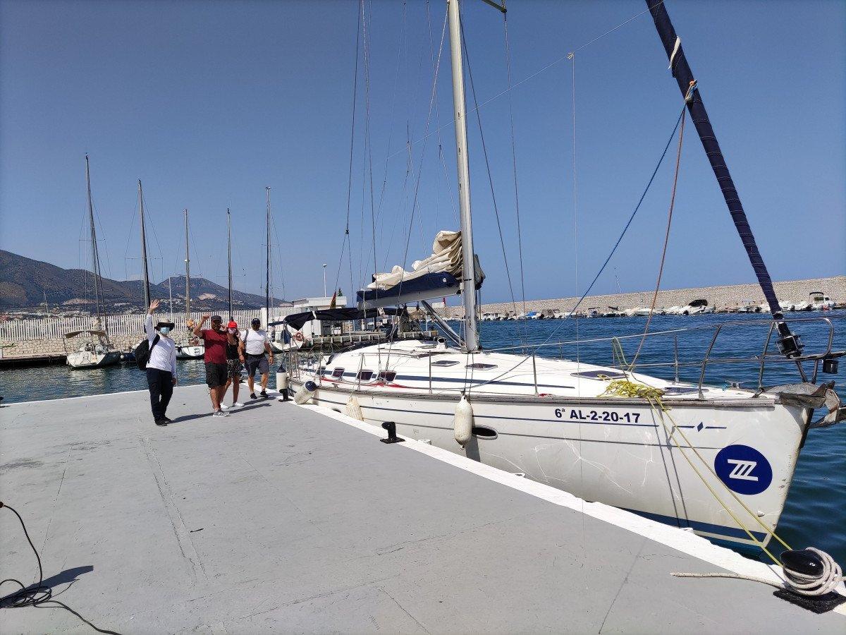 Travesía desde Mallorca a Ibiza y sus islas