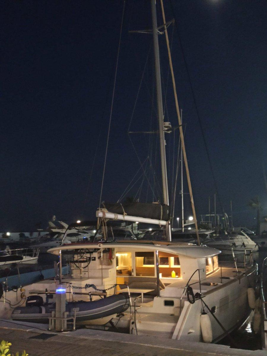 Alquiler de catamarán Lagoon 400 en Ibiza