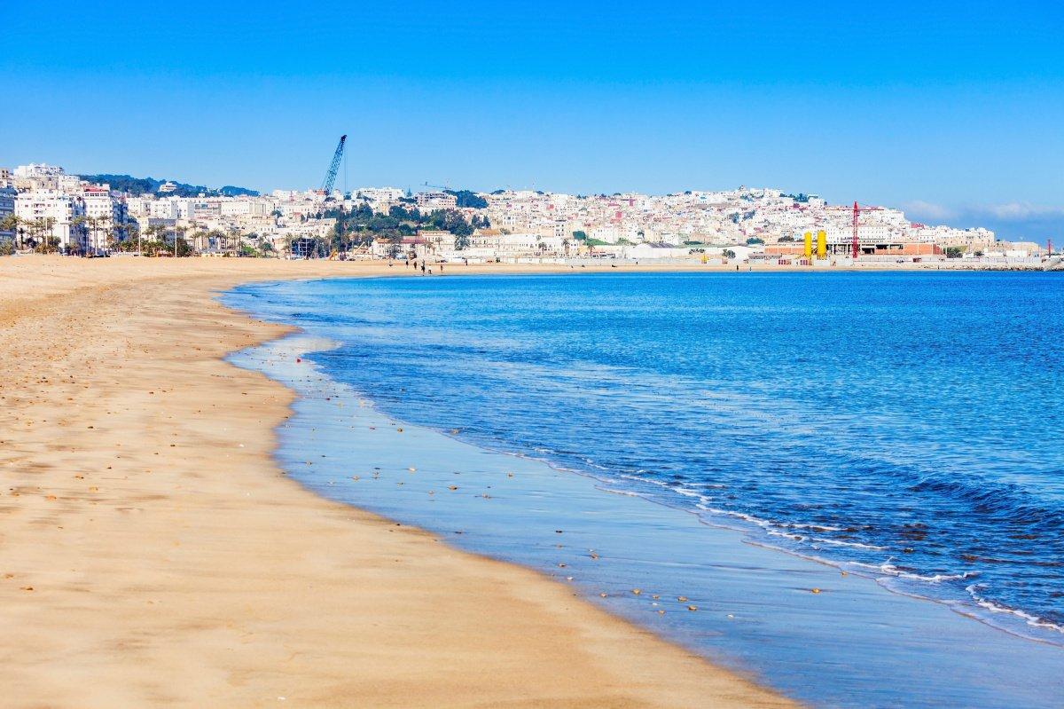 Travesía de Cádiz a Tánger
