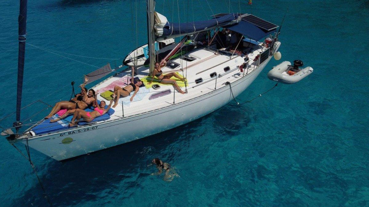 Vacaciones por las Islas Pitiusas