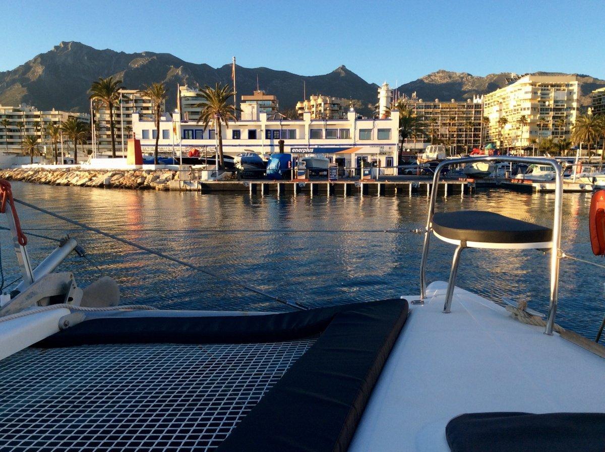 Salida puesta de sol en Marbella