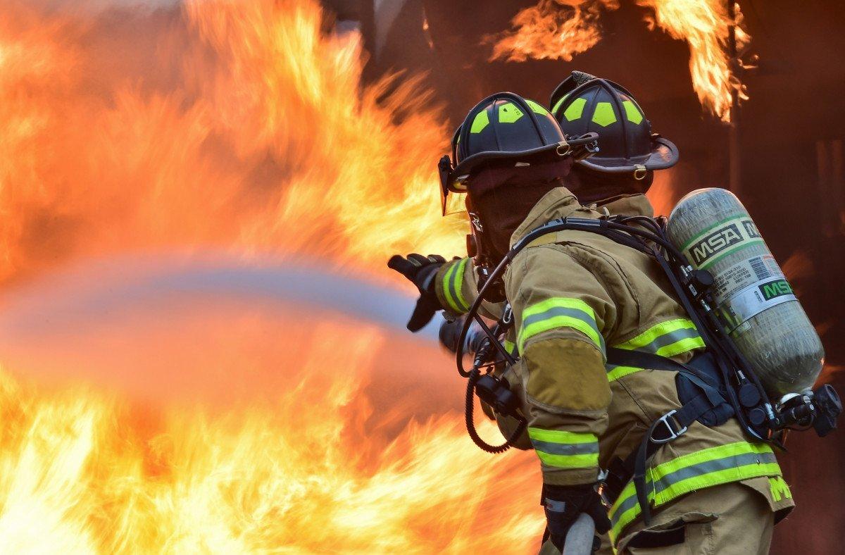 Actualización de Avanzado contra incendios en Ordizia (Gipuzkoa)