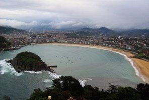 Salida de un día por San Sebastián