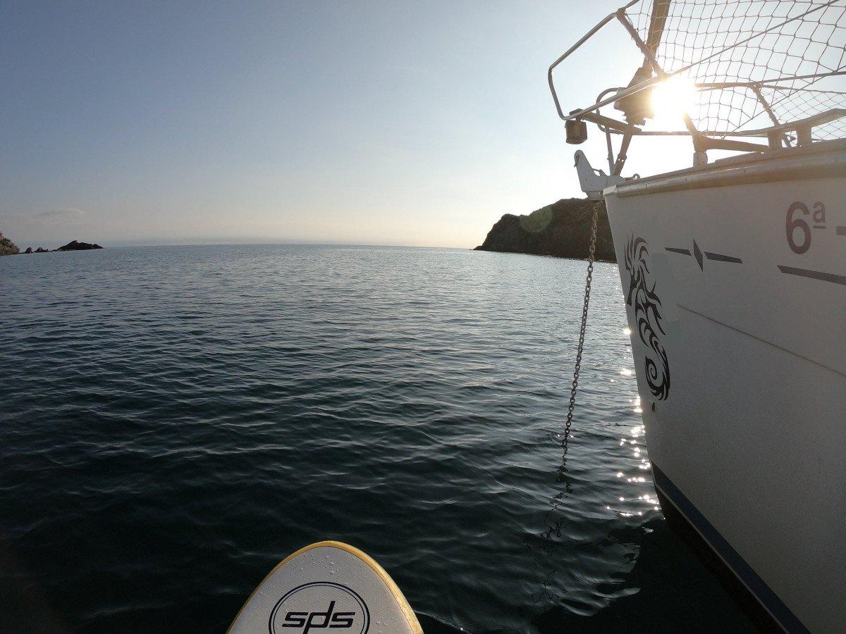Alquiler de velero en Barcelona para ir a Baleares con amigos o familiares