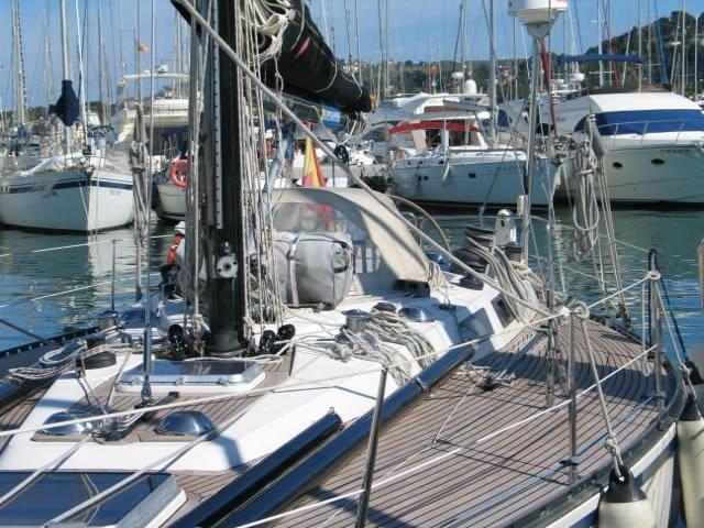 Curso de vela Crucero – Regata en Castellón