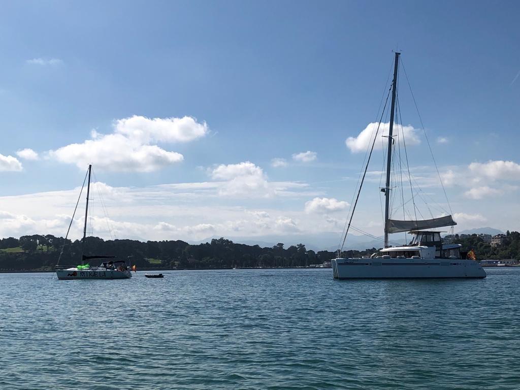 Navega por el Cantábrico para asistir a las Tall Ships Races 2020