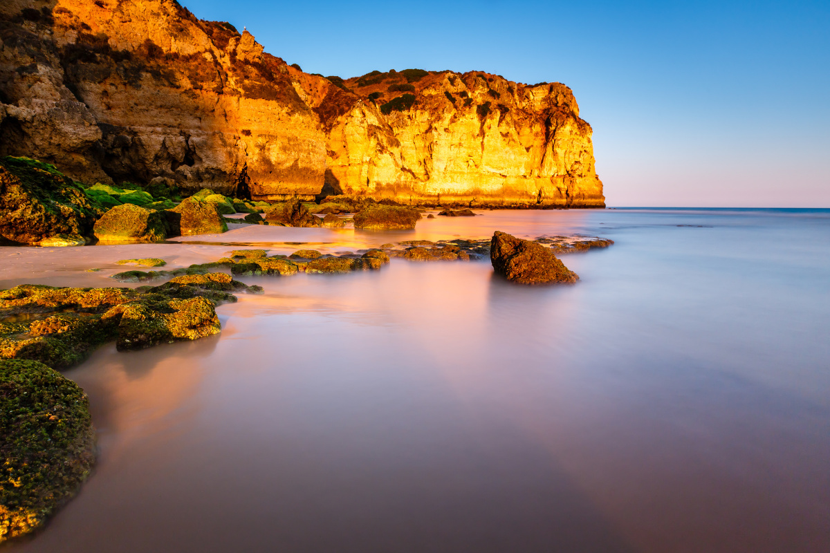 Ruta en velero por el Algarve