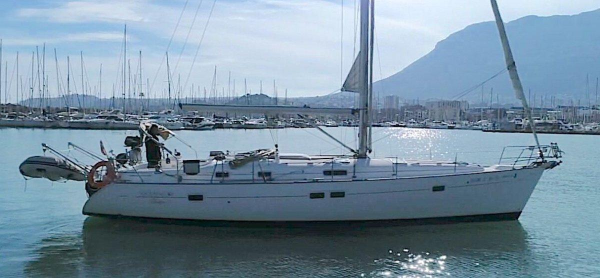 Navegación por la Costa Blanca desde Denia