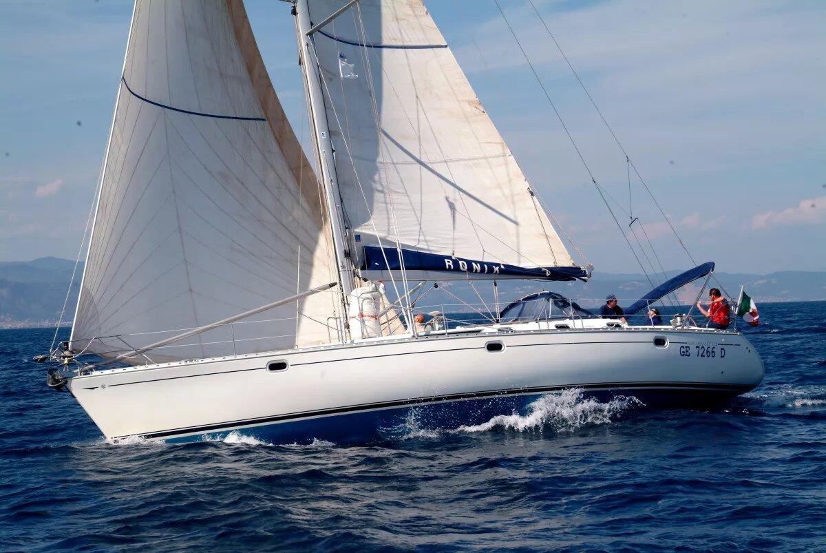 Viaggio in barca a vela dall'Arcipelago Toscano alla Marina di Andora