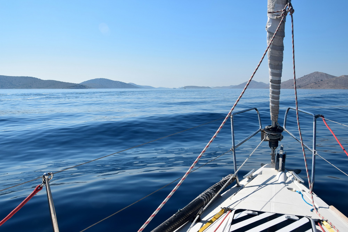 RYA Competent Crew Course - Learn to sail!