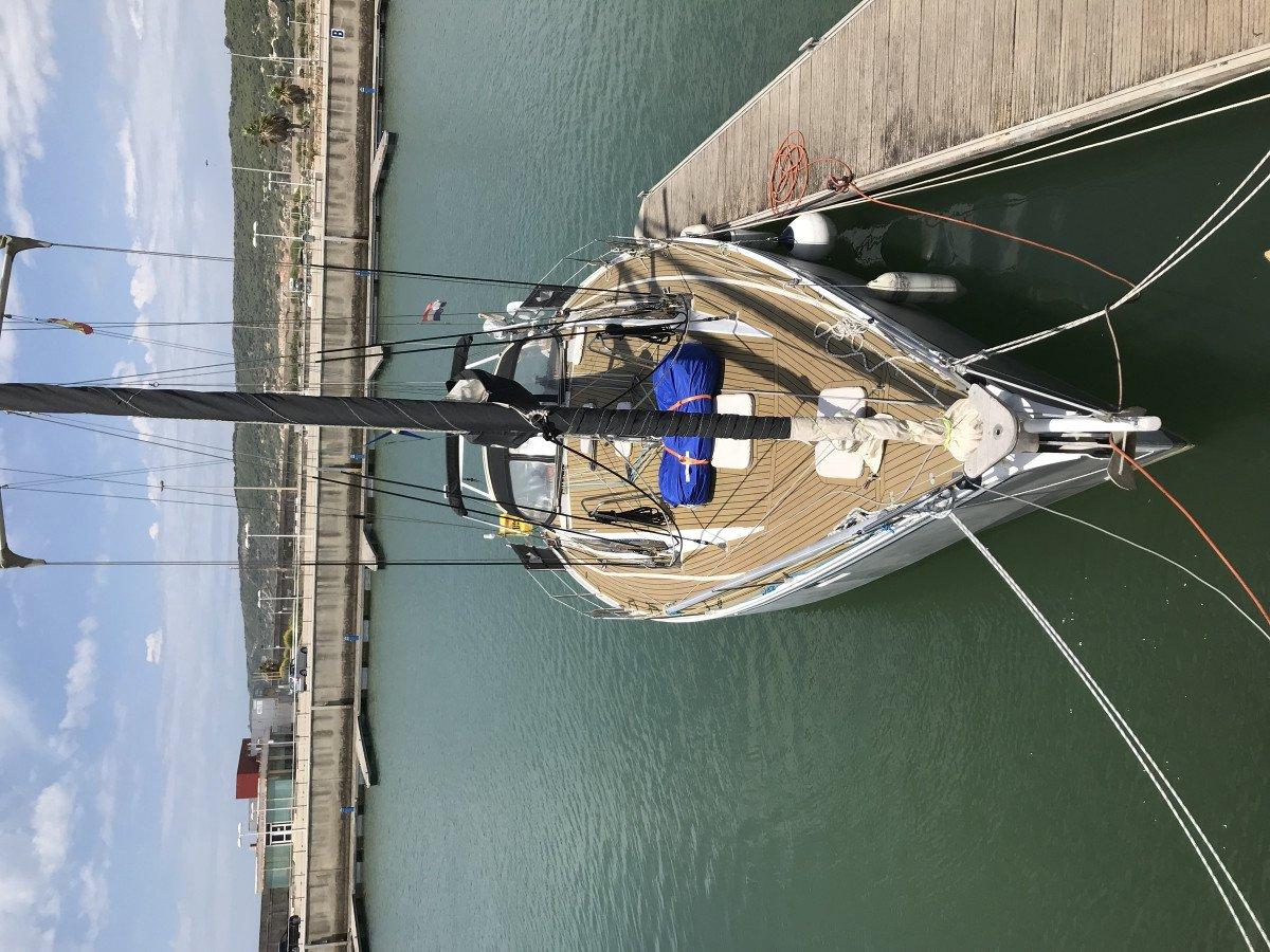Travesía en velero de Vilanova a Mallorca