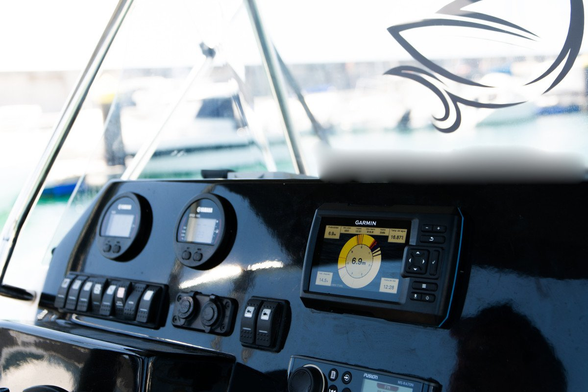 Prácticas de PNB / Patrón de Navegación Básica en Benalmádena
