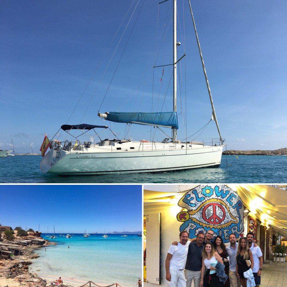 Semana Santa en velero: Travesía Denia a Ibiza y Formentera