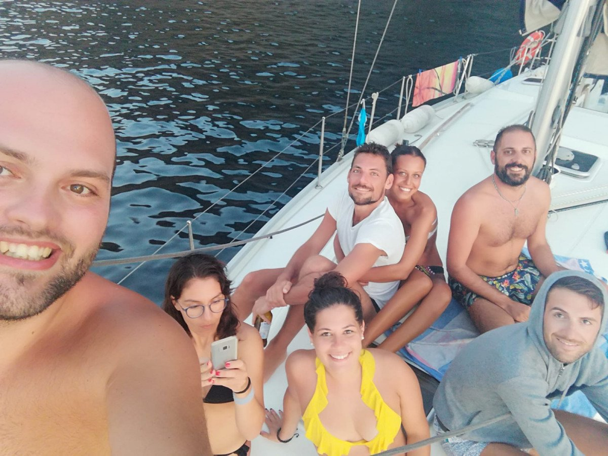 Discovering the Aeolian Islands!