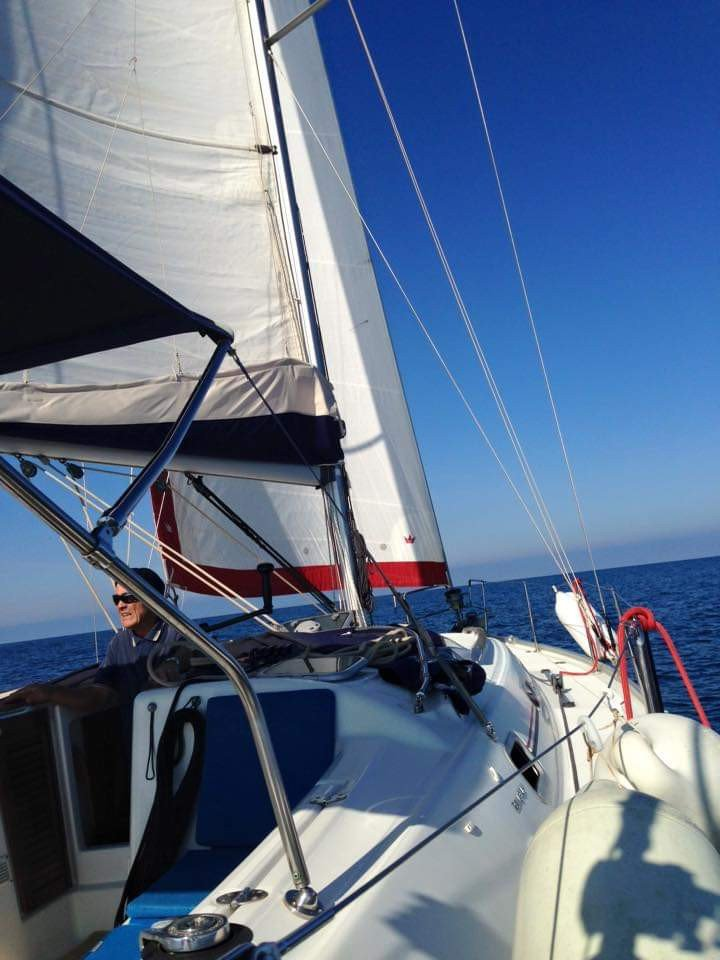 Alla scoperta delle Isole Egadi in barca a vela!