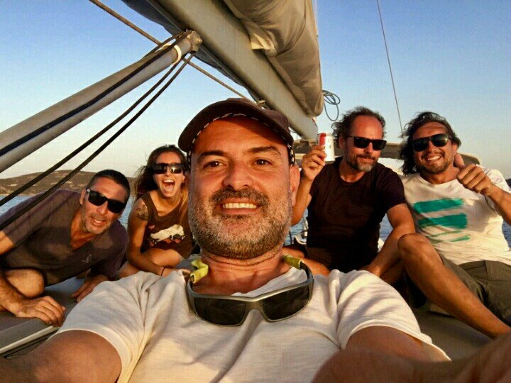 Navega una semana por las calas de Menorca
