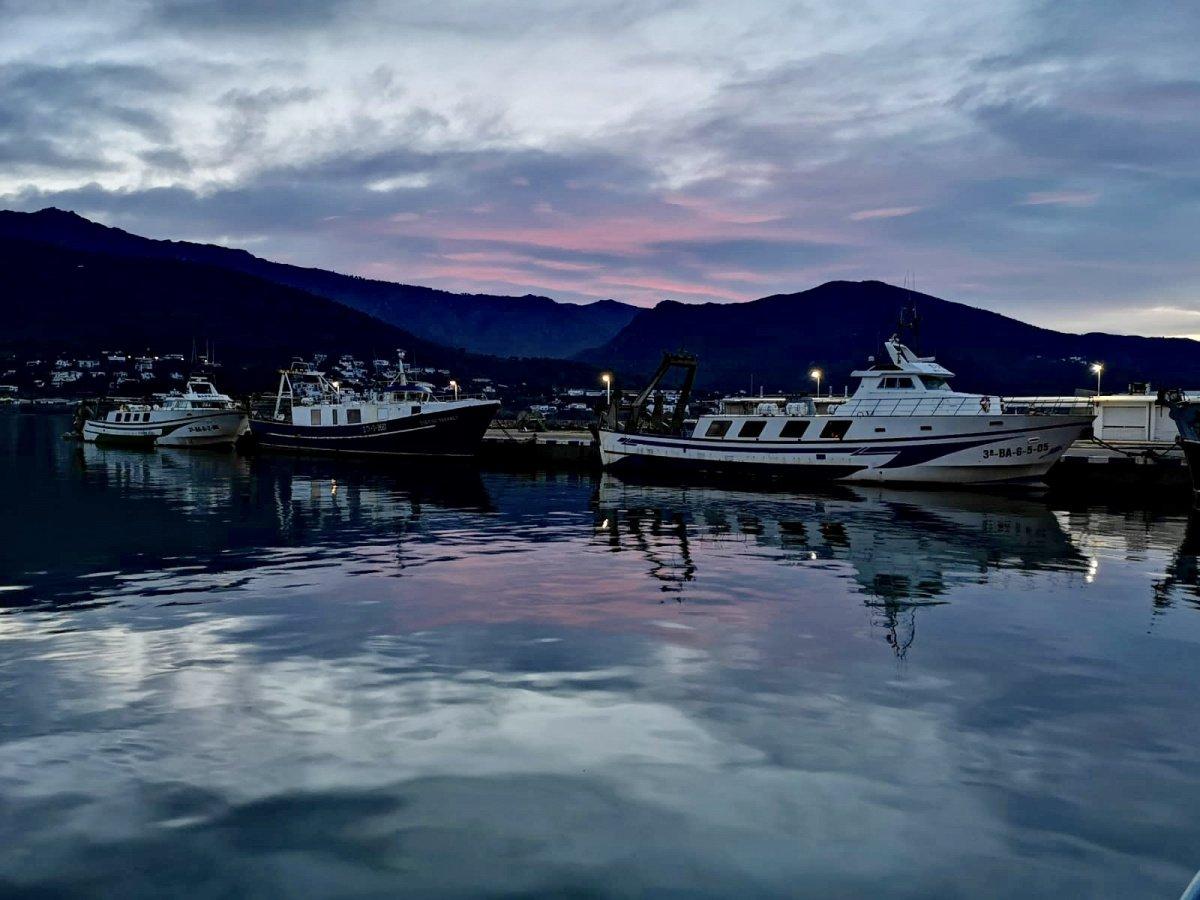 Salida en velero Roses-Cadaqués-El Port Lligat