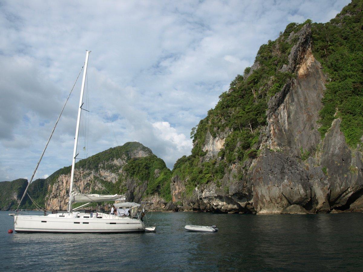 Viaja en velero por Tailandia durante 7 días