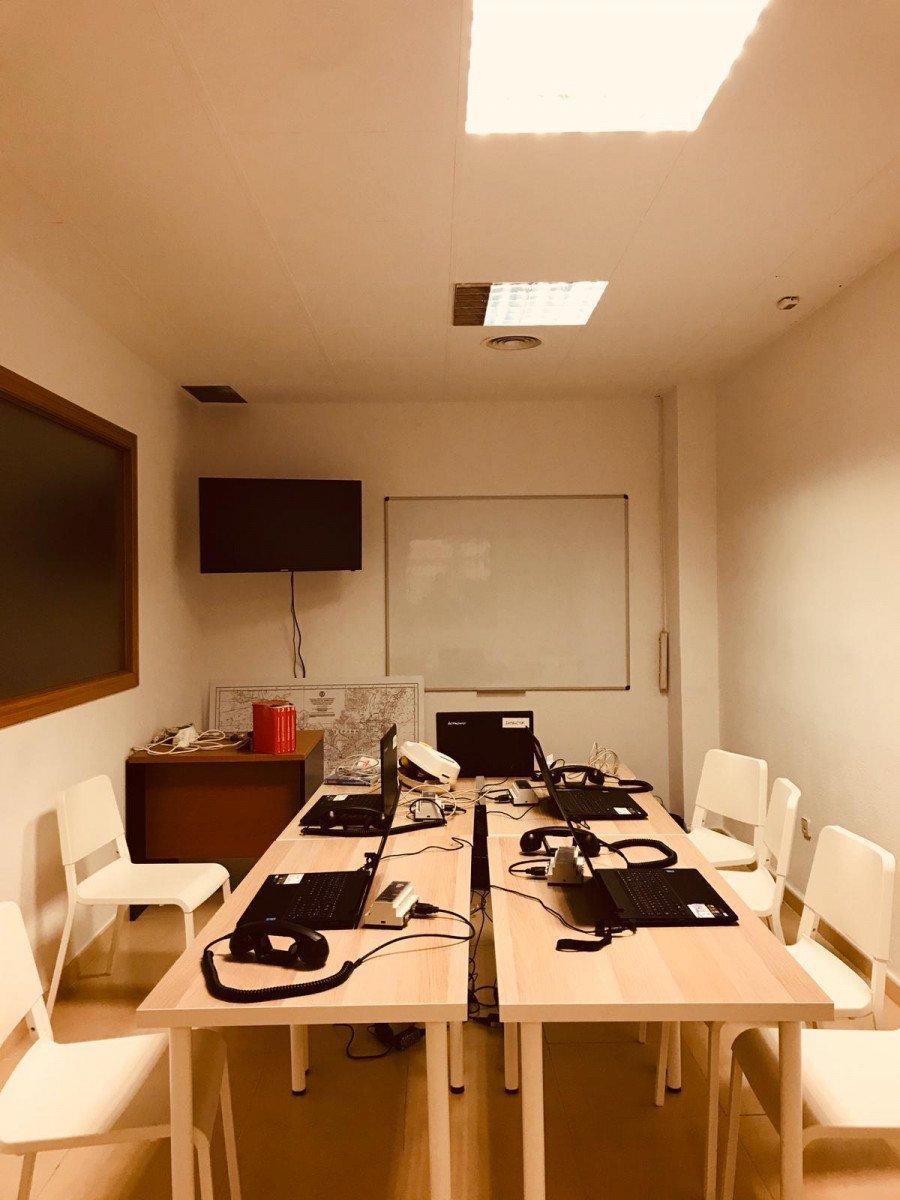 Práctica de Radio PER en Valencia