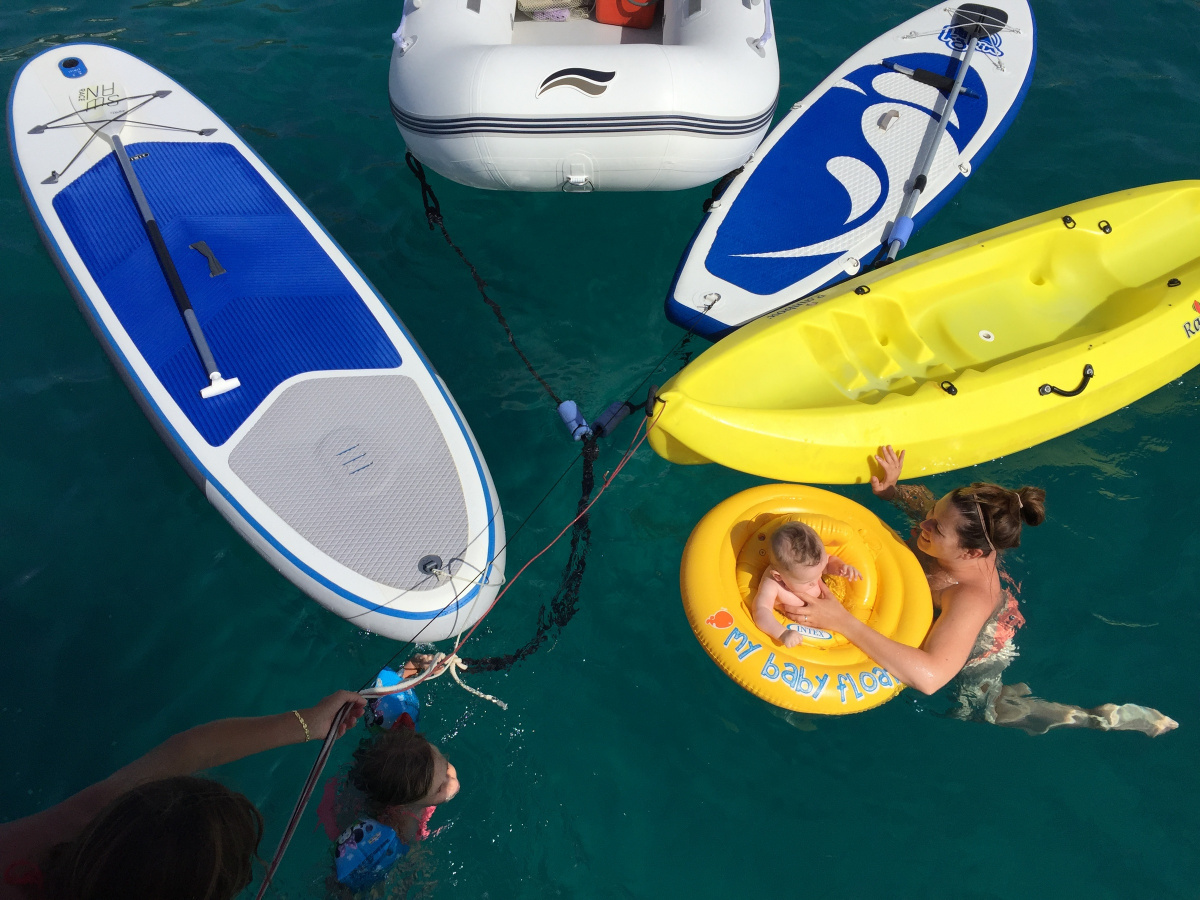 Fin de semana navegando por Mallorca