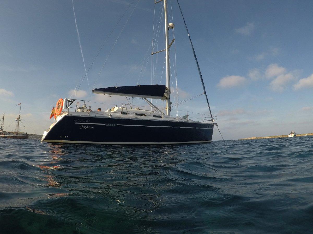 Vacaciones en velero a Menorca desde BCN