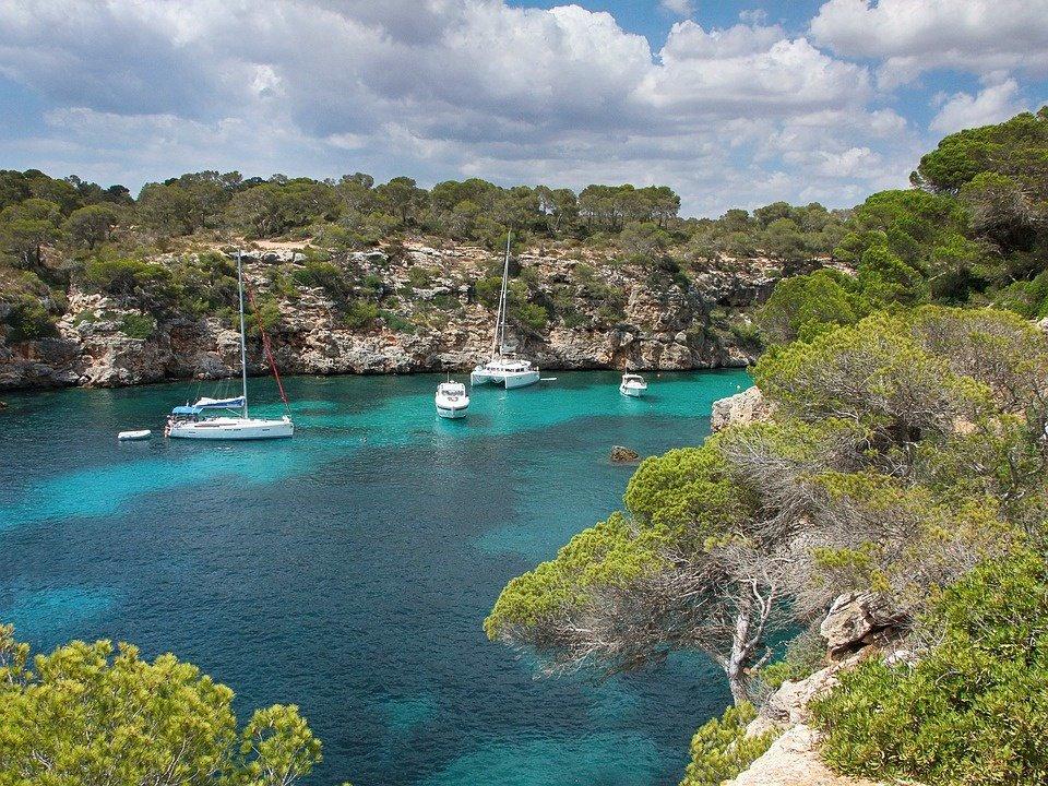 Crucero de una semana completa Mallorca - Cabrera