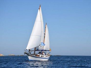 Prácticas de habilitación a vela en Alicante