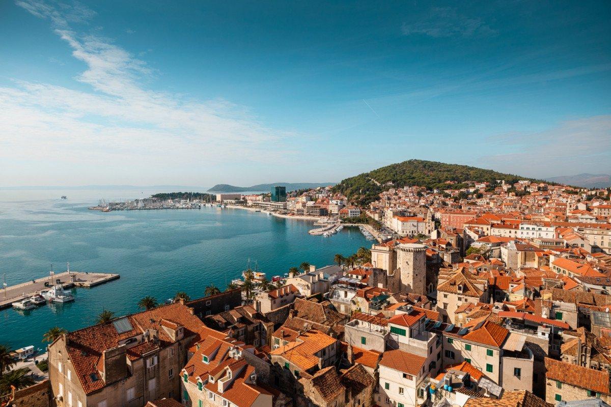 Navegación por Croacia en velero durante 7 días
