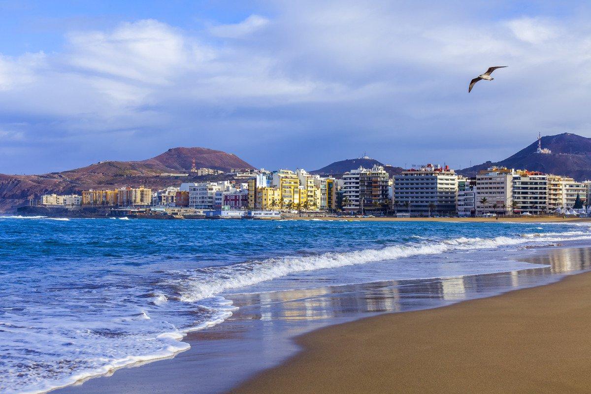 Travesia en velero de Cádiz a Las Palmas de Gran Canaria