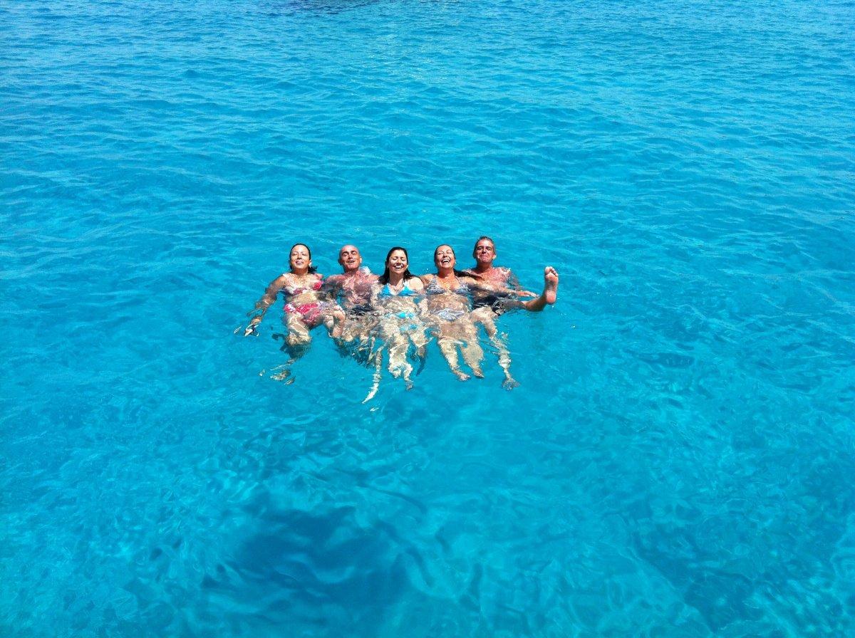 Fiestas Constitución e Inmaculada navegando desde Denia a Ibiza y Formentera