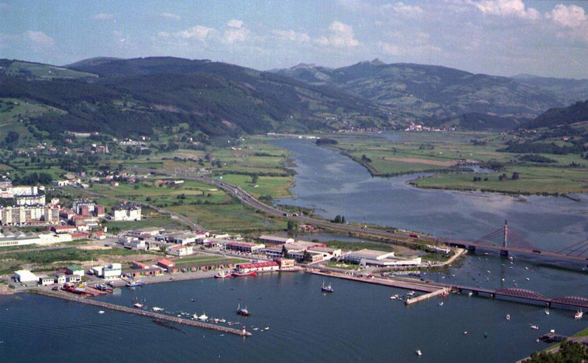 Travesía en velero Santander - Getxo - Laredo - Santander