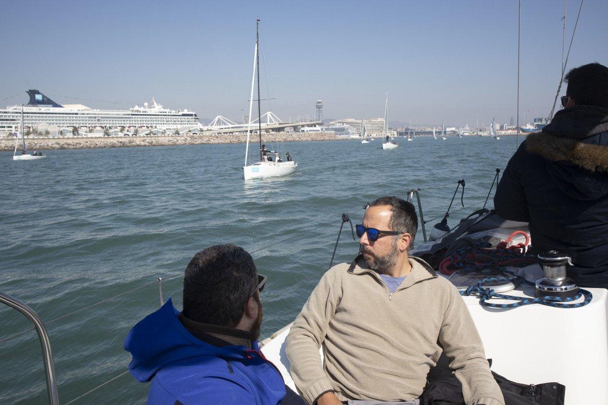 Titulo PER Motor, Vela y Ampliación Baleares desde Barcelona