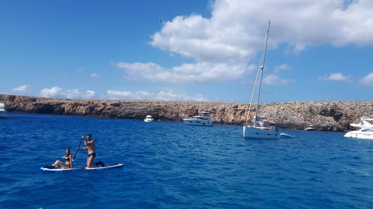 Navega ♥ Yoga en Menorca
