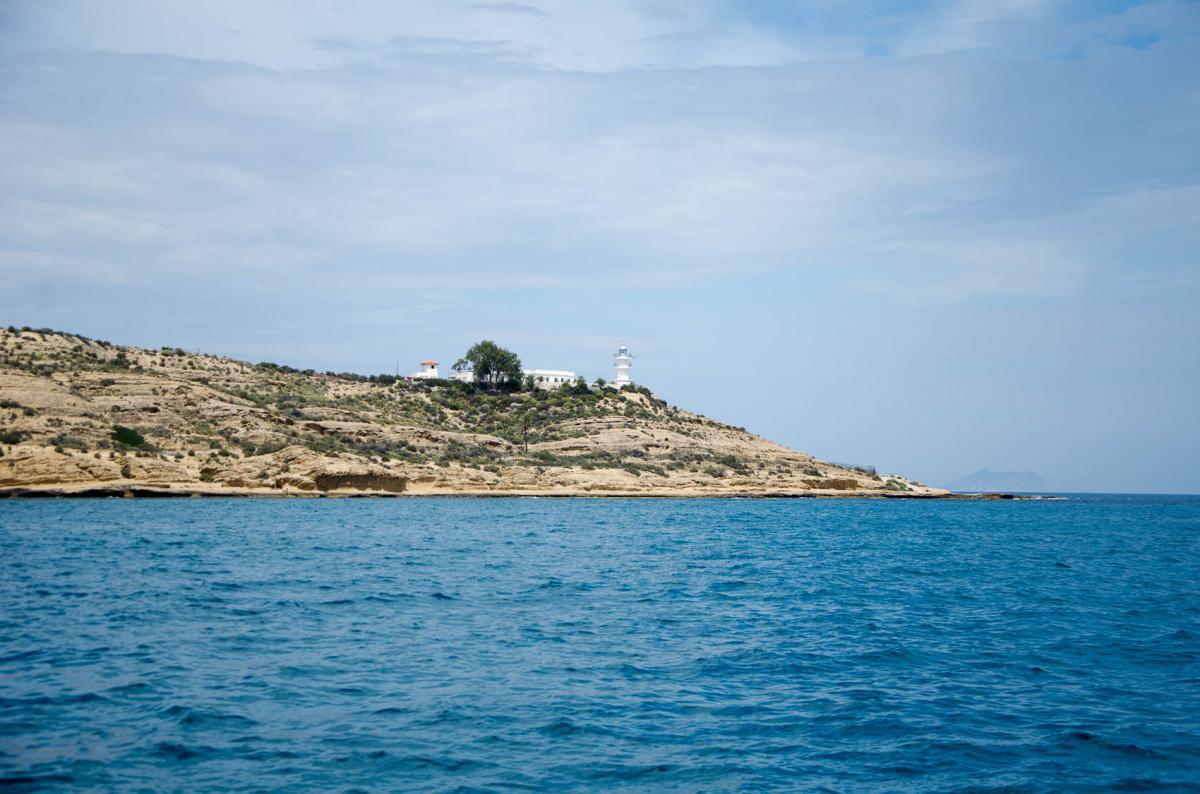 Tarde de navegación en Alicante