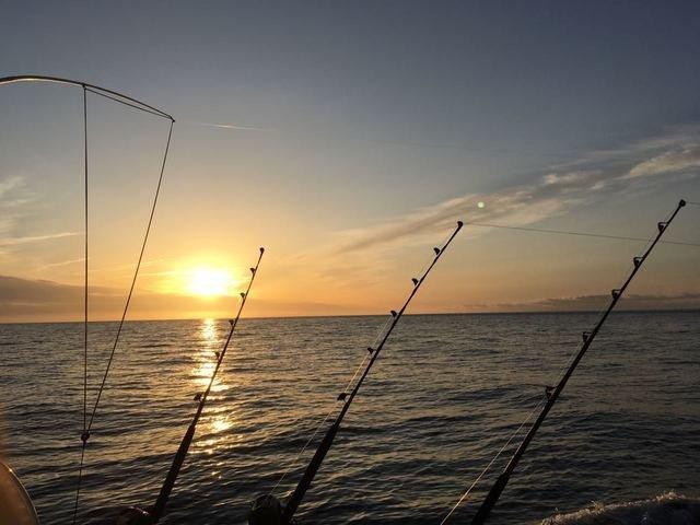 Salidas de pesca por la costa de Bizkaia / Vizcaya
