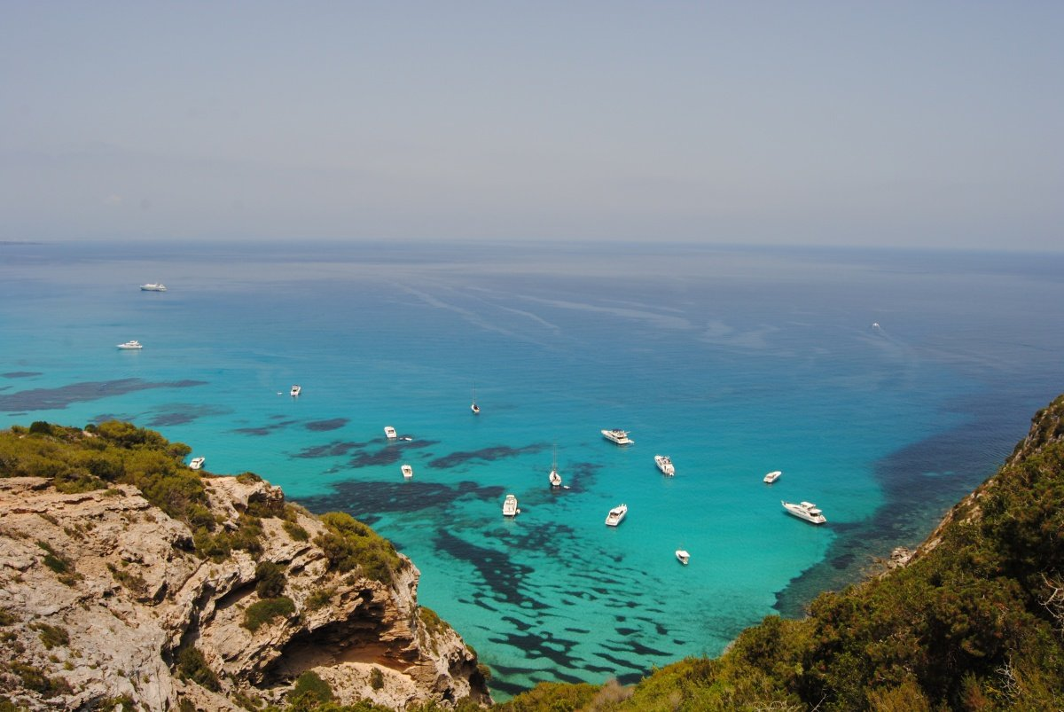 Week of diving in Ibiza and Formentera